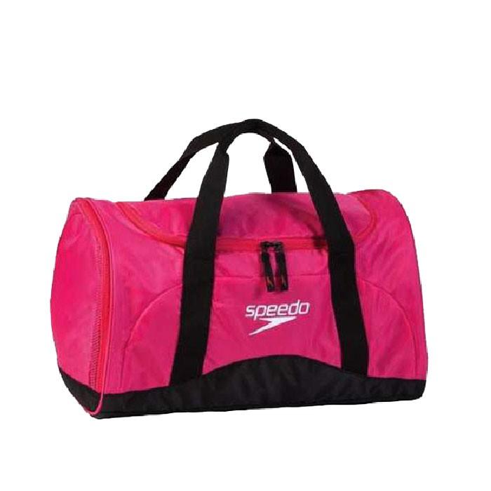 Speedo cylinder bag borsa borsone piscina nuoto donna bambina rosa - Borsone piscina bambina ...